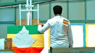 Abraham Nigussie - Teketye   ተከትዬ - New Ethiopian Music 2018 (Official Video)
