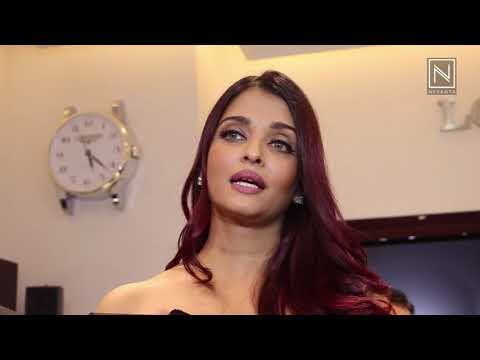 Longines Interview with Aishwarya Rai Bachchan ⌚ | Nevanta Media