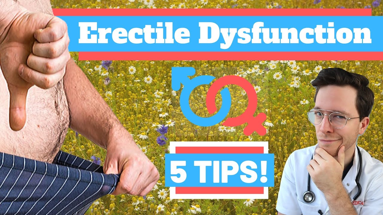 Download How to FIX erectile dysfunction for good! - Doctor Explains!