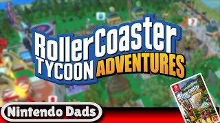 Download RollerCoaster Tycoon Switch! RollerCoaster Tycoon