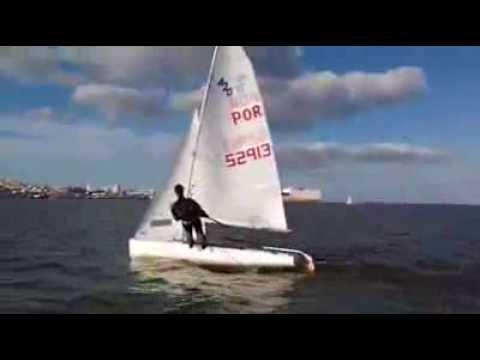 420 Sailboat Hiking