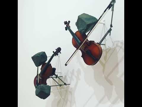 SF MOMA Violins