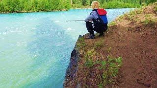 【突然の土砂崩れ...】命がけの釣りで「時価数十万円の魚」が釣れた。
