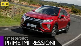 Mitsubishi Eclipse Cross | come va e come è fatta la