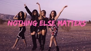 "Little Mix Tease NEW Song ""Nothing Else Matters"" - Jesy Splits From Fiance?"