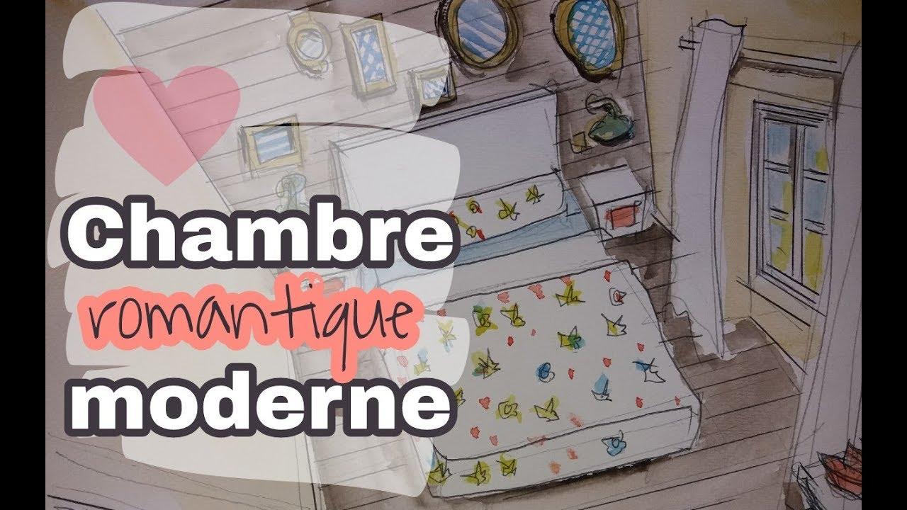 Amenagement de chambre romantique moderne [7 conseils] - YouTube