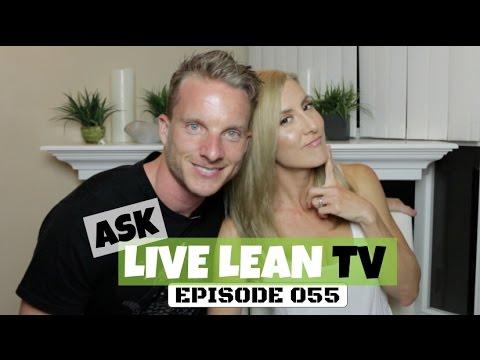 Rice Alternatives, Being Social, Kettlebells | #AskLiveLeanTV Ep. 055