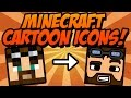 How To Make a Minecraft Gaming Channel Icon Without Photoshop