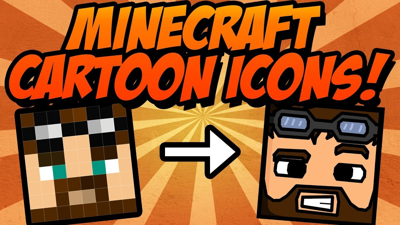 How To Make A Minecraft Gaming Channel Icon Without Photoshop Youtube