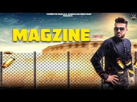 Magazine - Jagdeep Randhawa (Full Song) Vicky Dhaliwal | New Punjabi Songs 2019 | Youngster Music
