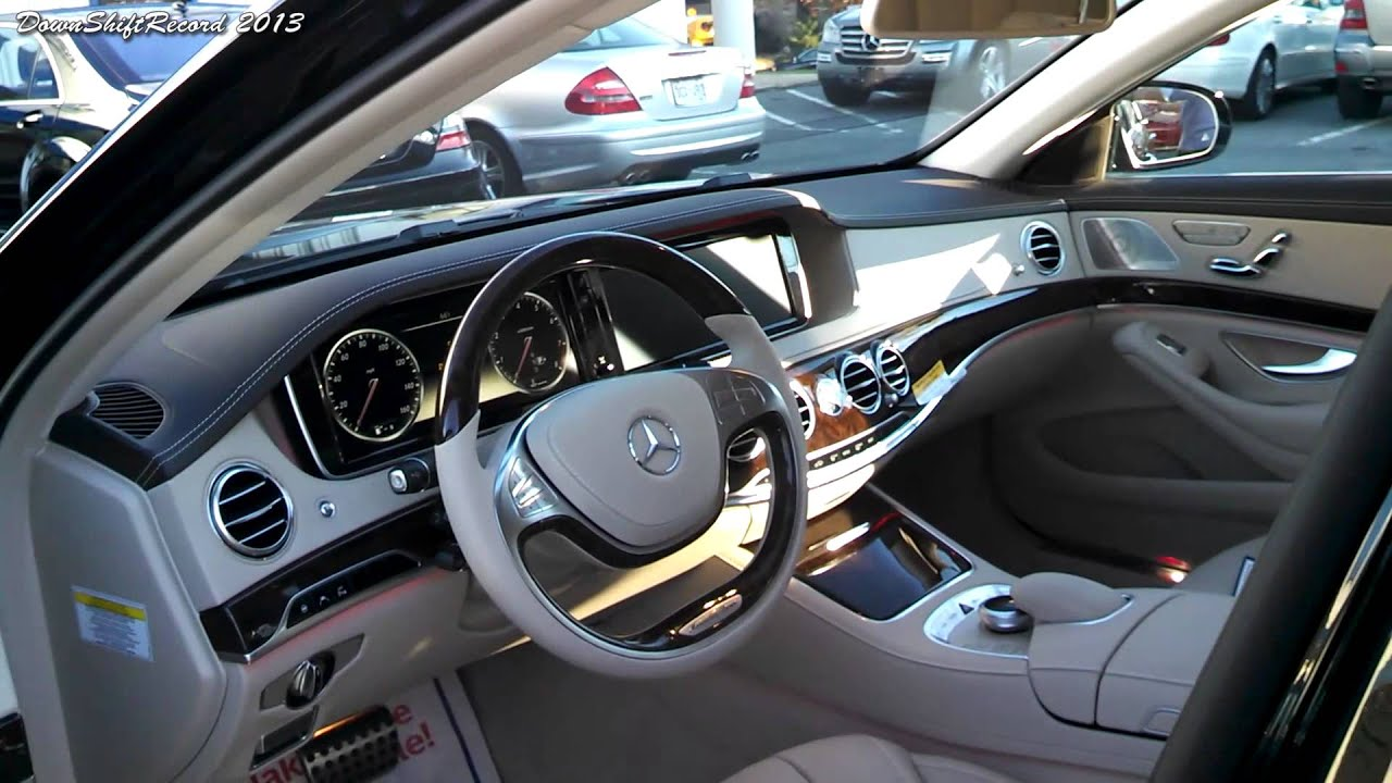 the all new 2014 mercedes benz s550 youtube - Mercedes Benz 2014 S550