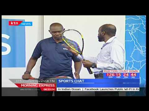 Sports Chat: Kenya Squash Association - 3rd April,2017