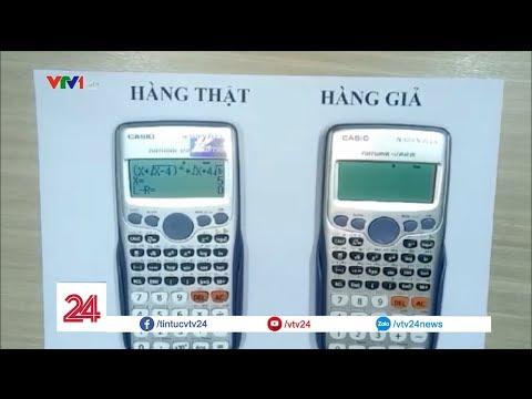 Tràn Lan Máy Tính Cầm Tay Giả | VTV24