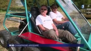 Vehicules Poncin sur France 3 le 5-05-2017