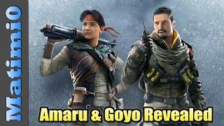 Amaru & Goyo Operator Details - Rainbow Six Siege