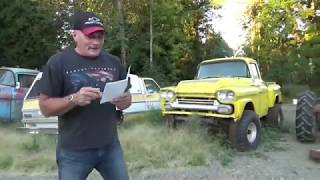 1979 Chevy Cheyenne 20 Camper Special (CTR 86) thumbnail