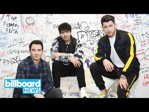 "Jonas Brothers Earn Their First No. 1 on Australia's Singles Chart With ""Sucker"" 