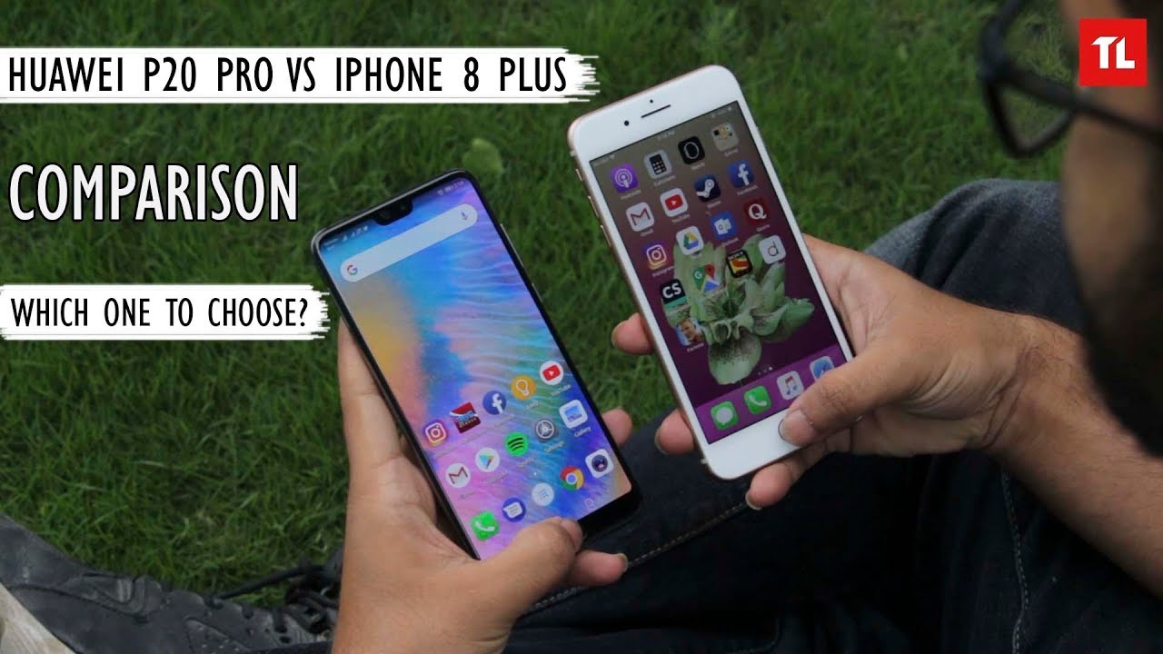 Huawei P20 Pro vs iPhone 8 Plus | Is iPhone 8 Plus Any Good?