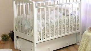 кроватка Feya 600 обзор