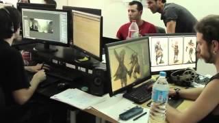 Skara The Blade Remains Kickstarter Intro and Interview