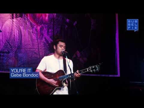 Gabe Bondoc - You're It (Live in Manila)