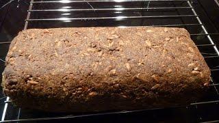 Leckeres Bio Brot ohne Hefe & Backpulver selbst backen - ganz einfach!