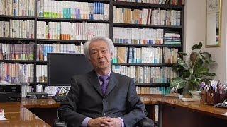 シリーズ7 加藤諦三さんが語る、著書「気が軽くなる生き方」 thumbnail