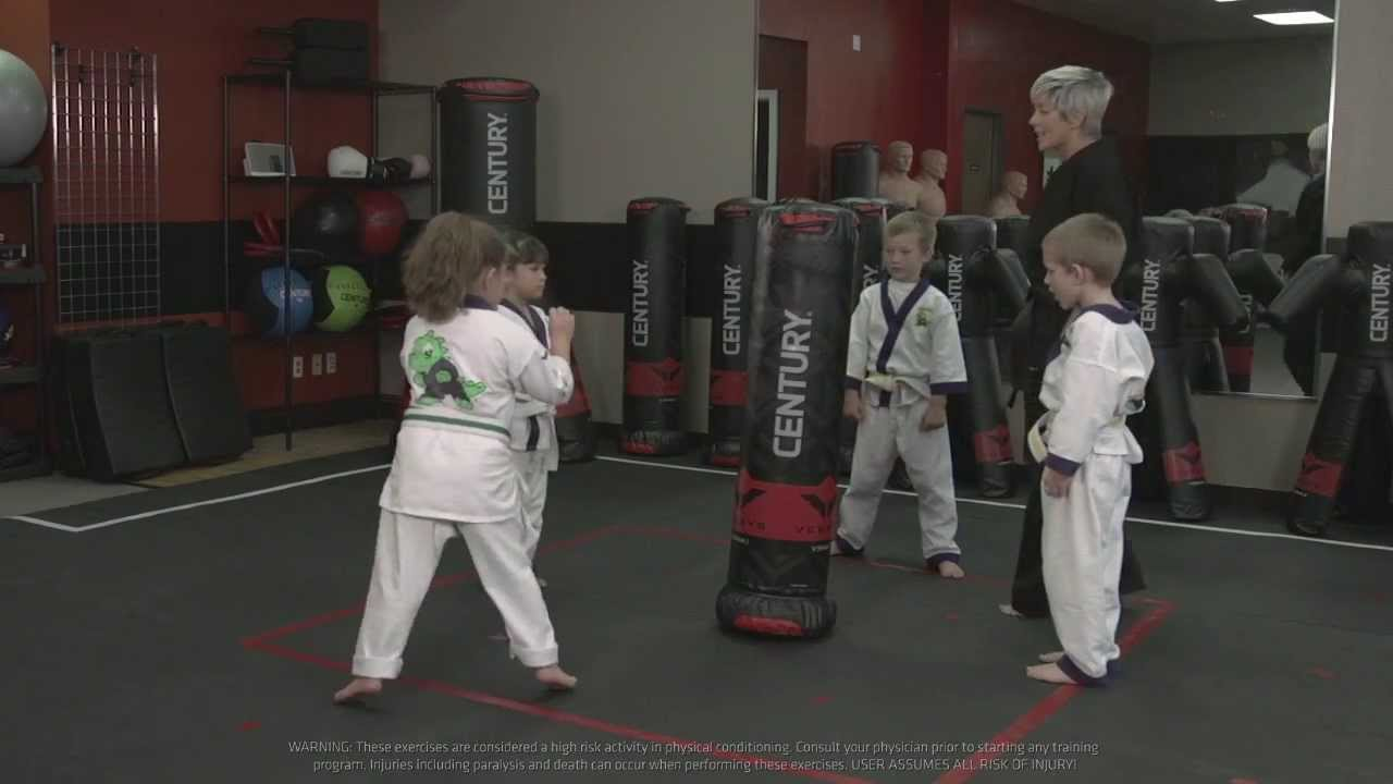 Century V.SPAR.1 Versys Youth Fighting MMA Simulator Freestanding Grappling Bag