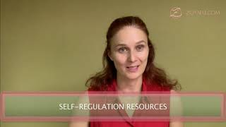Emotions. Emotional Self-Help. Self-Regulation Resources. Help Yourself in Challenging Situations.