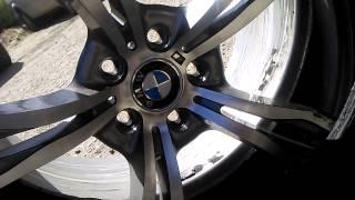 Литые диски BMW M(Попал в яму меняй диск , реставрация не поможет R20 8.5j mPower., 2015-05-12T11:14:58.000Z)
