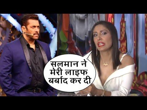 Pooja Mishra BLAMES Salman Khan for Spoiling Her Career at Press Conference #Metoo