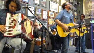 "Drive By Truckers ""When Walter Went Crazy"" Record Store Day 2014 Live"