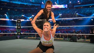 Stephanie McMahon's best pay-per-view matches: WWE Playlist