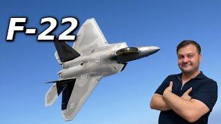 F-22 Raptor Hakkında Tüm Detaylar
