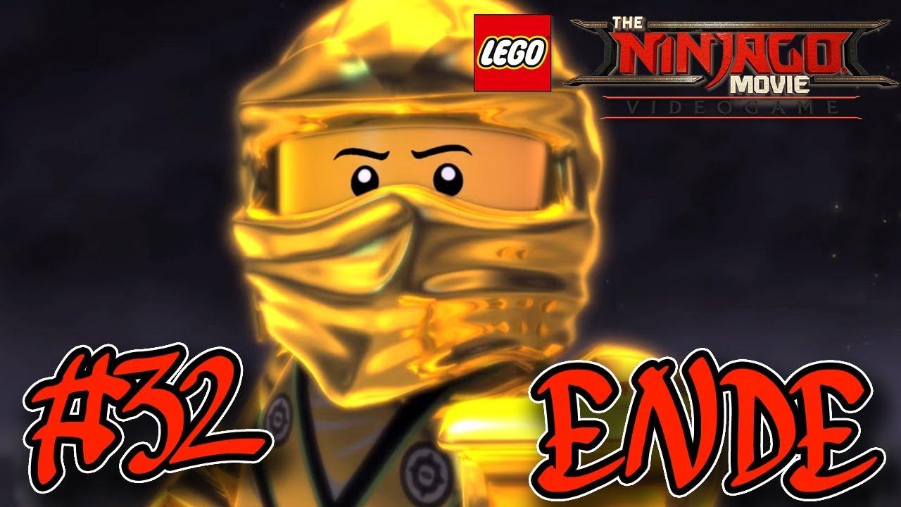 Der Goldene Ninja Ende The Lego Ninjago Movie Videogame Gameplay 100 032 Deutsch Egowhity Youtube