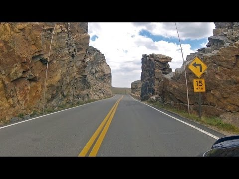 Colorado Motorcycle Trip: Trail Ridge Road