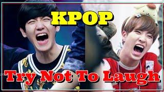 KPOP Try Not To Laugh (GOT7, EXO, MONSTA X, SEVENTEEN, BTS and More...)