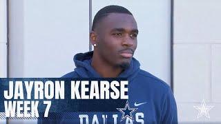 Jayron Kearse: Part of the Business | Dallas Cowboys 2021