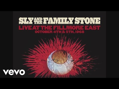 Sly & The Family Stone - Dance to the Music (Live at the Fillmore East 1968) [Audio]