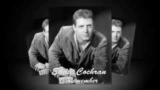 Eddie Cochran   -  I Remember