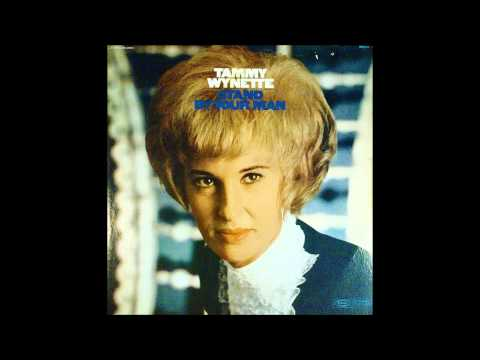 """Tammy Wynette""""Stand by Your Man""""(1968).Track A4:""""I Stayed Long Enough"""""""
