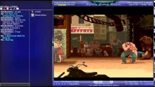 Street Fighter Alpha 2 - Netplay - User video