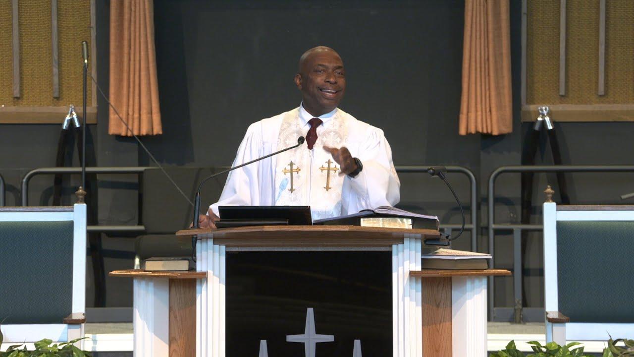 The Power of God Through Faith by Reverend Bennie B. Ford