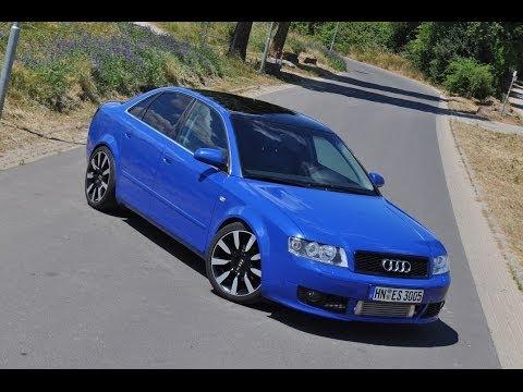 Audi A4 B6 1 8t Tuning Zu Verkaufen