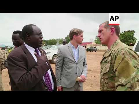 US freelance journalist shot dead in South Sudan