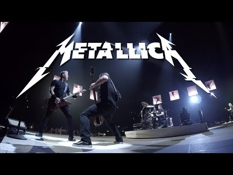 Metallica: WorldWired North America 2018-2019 Announcement