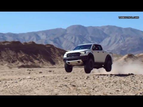 Ford Ranger Raptor-Offroad
