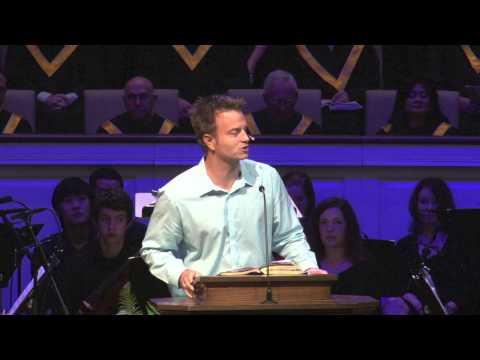 Sermon - September 29, 2013 - Some Sermons are Hard to Hear (Chris Curran)