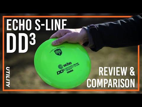Discmania Echo S-Line DD3 | Disc Review & Comparison