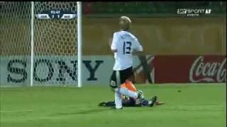 U 20 World Cup Germany vs  Nigeria HD Sport    Egypt 07 10 2009 (wm 2010, fussball, tor, soccer)